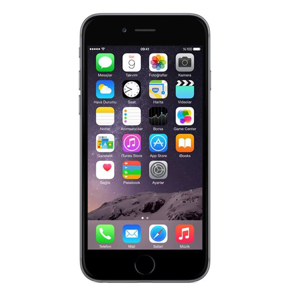 iphone 6 64GB Uzay Gri