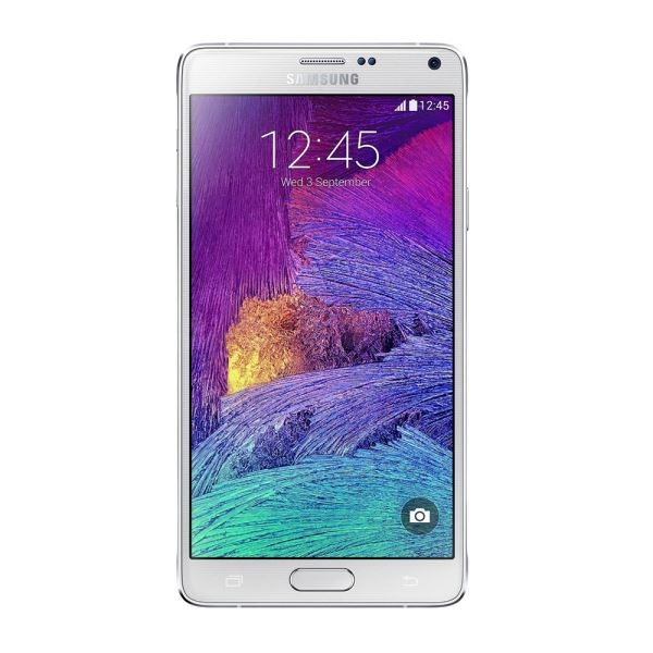 Samsung Galaxy Note 4 Beyaz