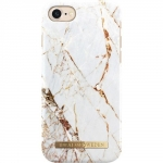 iDeal of Sweden iPhone 8/7/6/6S Carrara Gold Arka Kapak