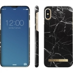 iDeal of Sweden iPhone X Siyah Marble Arka Kapak