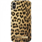 iDeal of Sweden iPhone X  Wild Leopard Arka Kapak