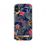iDeal of Sweden iPhone X Mysterious Jungle Arka Kapak