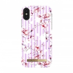 iDeal of Sweden iPhone X Magnolia Stripes Arka Kapak
