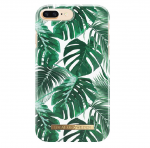 iDeal of Sweden iPhone 8/7/6/6S Monstera Jungle Arka Kapak