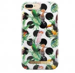 iDeal of Sweden iPhone 8 Tropical Dots Arka Kapak