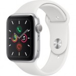 Apple Watch Series 3 GPS 42mm Silver Case With White Sport Beyaz